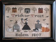 Primitive Needleworks by Caryn