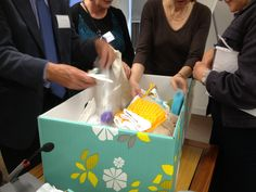 Finnish newborn baby box
