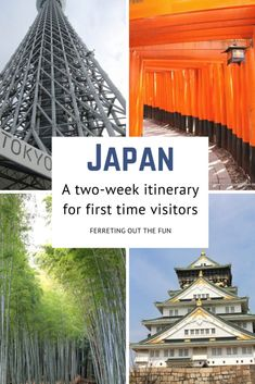A guide for planning the perfect two weeks #Japan // #traveltips #itinerary