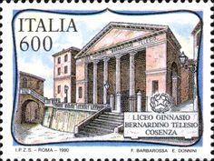 1990 - Scuole d'Italia - Liceo Ginnasio Bernardino Telesio di Cosenza