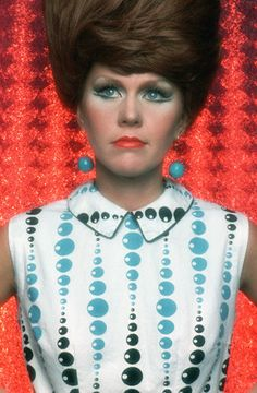 Kate Pierson from The B-52s
