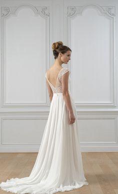 Nouvelle robe de mariée Lambert Créations 2019 😍😍 Très bientôt disponible à la boutique CréAnne à Nancy !!!