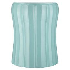I pinned this Gemma Cinch Accent Table in Ice from the Selamat event at Joss and Main! Large Nightstands, Aqua Nursery, Contemporary End Tables, Contemporary Decor, Blue Home Decor, Project Nursery, Accent Furniture, Lacquer Furniture, Modern Furniture
