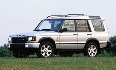 1999 - 2004 Land Rover Discovery HSE7