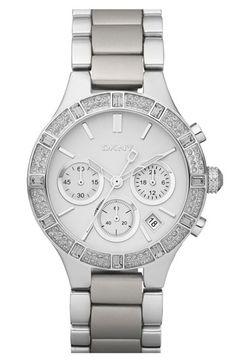 DKNY aluminium watch