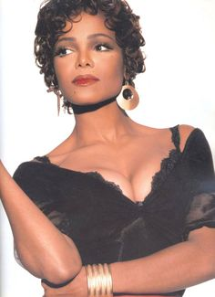 Janet Jackson as Dorithy Dandridge