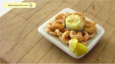 Calamari w/ Garlic Mayonnaise (1/12 scale) | Flickr - Photo Sharing!