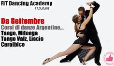A Settembre Corsi Di Danze Argentine Da FIT DANCING ACADEMY http://affariok.blogspot.it/