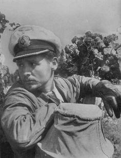 "https://flic.kr/p/fEayue | Le commandant de sous marin, le ""Oberleutnant zur See"" Engelbert Endraß (Endrass)"