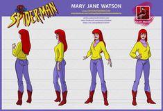 Marvel Animation, Animation Series, Captain Universe, Feminist Men, Mary Jane Watson, Batman, Superman, Cartoon Jokes, Cartoons