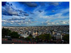 Paris - da sacré coeur