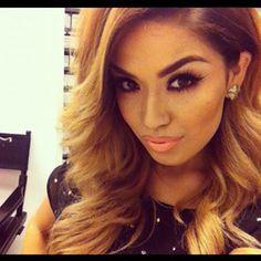 Her makeup is always Fab!