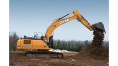 Case D Series Excavators See 12% Cycle Time and 14% Fuel Efficiency Increases