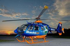ShandsCair University of Florida by EMS Flight Crew, via Flickr