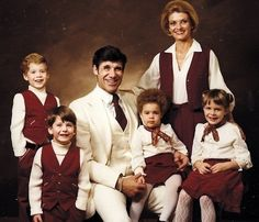 Dr Hugh Hatfield and Family.  Dr. Hatfield saved my husband's life and we will always be great full :)