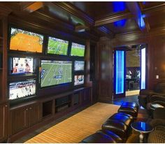 Man cave... I want this!