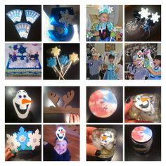 Disneys Frozen birthday party ideas