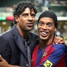 Ronaldinho recordó por su cumpleaños a Frank Rijkaard a través de sus redes sociales  definiéndolo como un gran amigo y como uno de los mejores entrenadores con los que ha trabajado.