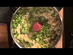 Jamie cooks Risotto Primavera with the HomeCooker