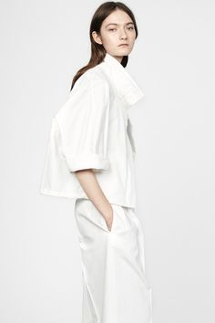 Jil Sander | Resort 2015 Collection | Style.com.  Her resort line is her best yet. Just charge it!