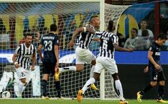 Il 161esimo Derby d'Italia Goal d Mano di Vidal  Inter Juventus 1-1 Sky HD Highlights Ampia Sintesi All Goals #SerieA