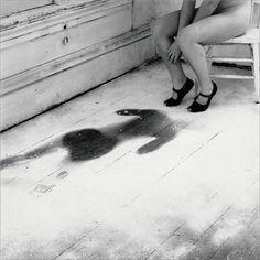 Francesca Woodman · Self Portrait   Self-timer · 1976