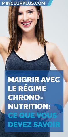 Maigrir Avec le Régime #Chrononutrition - Ce Que Vous Devez Savoir. #maigrir #mincir #perdredupoids #pertedepoids #boisson #boissonminceur
