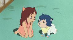 Enfants loups,  雪と雨 / Yuki et Ame