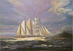 Star Clipper - Wikipedia Dnv Gl, Seven Heavens, Sailing Ships, Belgium, Cruise, Sail Boats, Stars, Cruises, Sterne