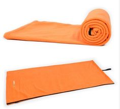 Outdoor Traveling Camping Envelope Sleeping Bag Sack Inner Tank Fleeces Sleeping Blanket orange >>> To view further for this item, visit the image link. (This is an affiliate link) #CampingSleepingBagsandBedding