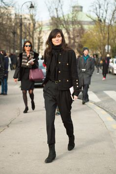 Emmanuelle Alt - The Cut
