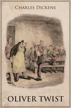 Oliver Twist, by Charles Dickens {This was my first classic that I read on my own, around 7 years old--I've loved them ever since}