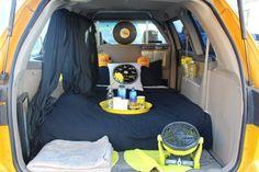 Camper-Feeling mitten in der Stadt: Wer nicht viel Luxus braucht, kann in New...