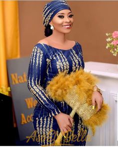 78 Edition Of - Aso Ebi Lace And African Print Outfits To Look Super Trendy African Wear Dresses, Latest African Fashion Dresses, African Print Fashion, African Attire, Ghana Dresses, Latest Aso Ebi Styles, Kente Dress, Ankara Gown Styles, African Traditional Dresses