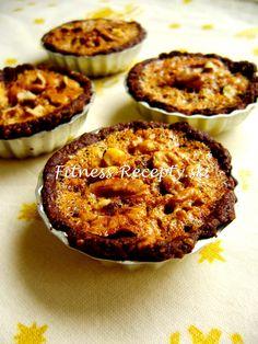 Bez múky   Fitness-recepty.sk Muffin, Menu, Cooking, Breakfast, Fitness, Food, Cakes, Menu Board Design, Kitchen