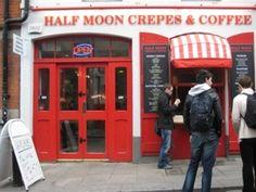 HalfMoon Crêpes & Coffee
