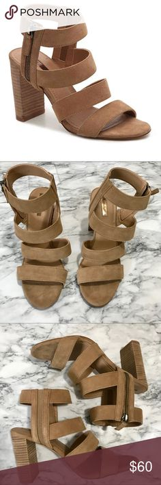 NWOB Tahari Media Suede Sandal NWOB Tahari Media Suede Sandal Get ready for Spring 🌸🌼🌺 with these caged sandals Tahari Shoes Sandals