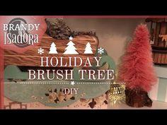 Miniature CHRISTMAS dollhouse birds SIGN Holly Holiday Season POSTER xmas card