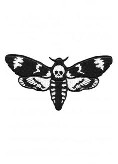 Killstar Moth Patch, £3.99