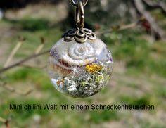 """""""Mini chliini Wält"""" mit Schneckenhaus"""