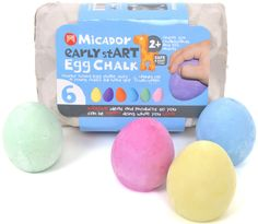 Make it yourself crochet chick kit easter gifts pinterest babies baby and kids easter gift guide egg chalk negle Images