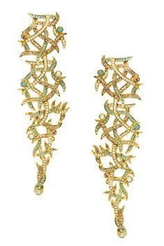 Kuru Earrings by Meghan LA on @HauteLook