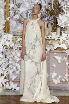 Le défilé Alexis Mabille haute couture printemps-été 2014|11