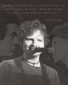 Larry/Ed Sheeran crossover- Ed has outed them so many times.....ahhhhh