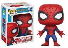 Funko Reveal New Spider-Man: Homecoming Dorbz, Pop Vinyls & More - POPVINYLS.COM