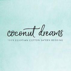 De dekbedovertrekken van Coconut Dreams, ook wel  𝘤𝘰𝘤𝘰𝘴𝘩𝘦𝘦𝘵𝘴 genoemd, zijn gemaakt van 100% Egyptische katoen met een satijnweving. Alleen van de beste kwaliteit en in de mooiste, zomerse pastelkleuren. Exclusieve tinten die iedere kamer opvrolijken en die je niet snel ergens anders zult vinden. Bezoek www.coconutdreams.nl en vind jouw favoriete nieuwe beddengoed! Wij zijn benieuwd: welke is jouw favoriet? ♥