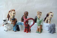 My Little Pony & Star Wars | Garotas Nerds