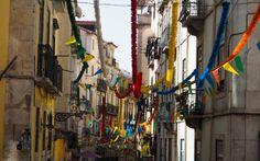 Die Gassen Lissabons © Carina Dieringer