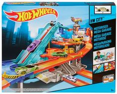 Hot Wheels Motorized Mega Garage Playset available from Walmart Canada. Buy Toys online at everyday low prices at Walmart.ca