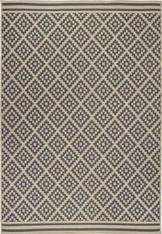 Our Outdoor range of rugs are constructed from man-made fibres making them durable, waterproof and easy to clean - ideal for patios and porches. Outdoor Range, Indoor Outdoor, Outdoor Living, Grey Runner, Hall Runner, Green Cream, Blue Ivory, Modern Rugs, Gardens